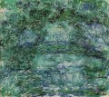 The Japanese Bridge VII Claude Monet